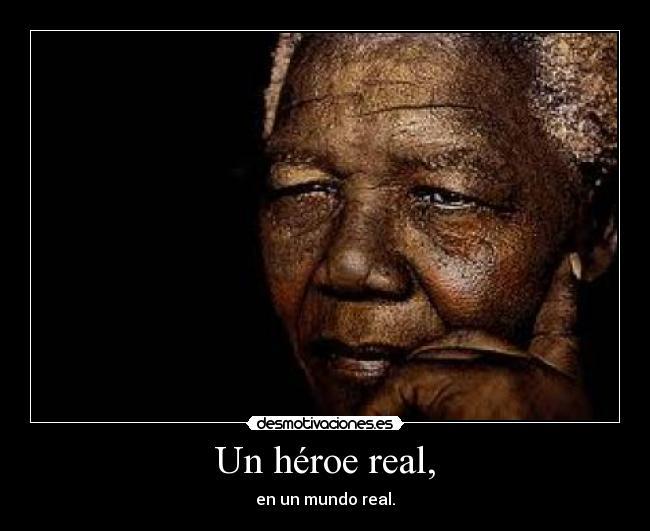 reflexion, nelson mandela, ricardolatouchetarot, tarot, venezuela, chavez, chavismo, nicolas maduro, golpe, democracia, dictadura