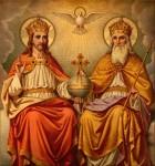 Oración a La Santísima Trinidad
