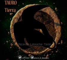 Rituales: Tauro | Ricardo Latouche Tarot