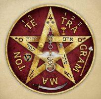 Resguardos y Talismanes: Pentagramaton   Ricardo Latouche