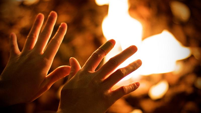 fuego, experiencia,