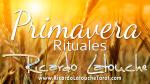 Rituales Horóscopo para Abrir la Primavera 2015 Piscis