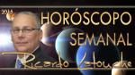 Horóscopo Semanal 18-24 Julio 2015 Ricardo Latouche Tarot