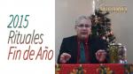 ACUARIO Video Rituales Fin de Año 2015 | RicardoLatoucheTarot
