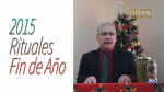 ARIES Video Rituales Fin de Año 2015 | RicardoLatoucheTarot