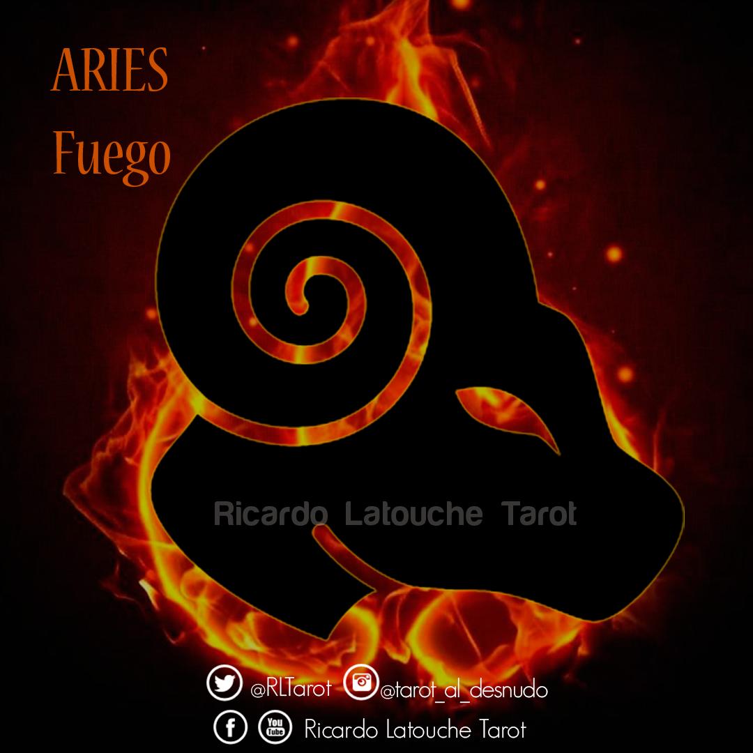 Rituales: Aries   Ricardo Latouche Tarot