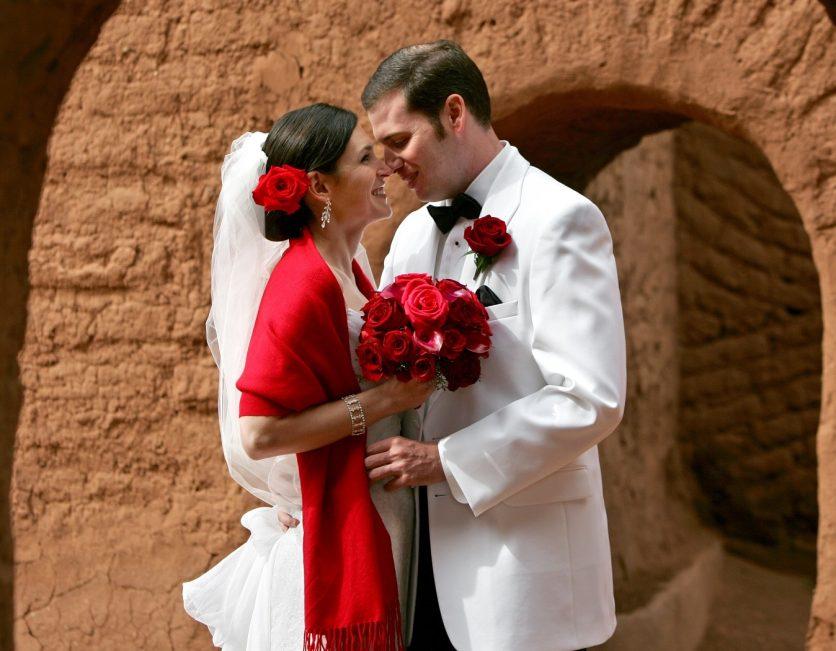 baño, ritual, matrimonio, rosas, amor, vida, pareja, boda, novia, novio