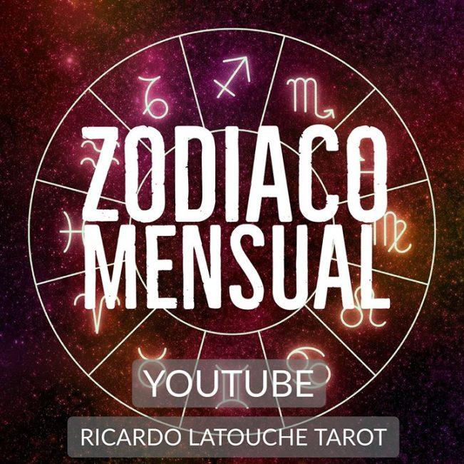 tu zodiaco mensual, 12 Cartas y una palabra clave mensuales para cada signo del Horóscopo.