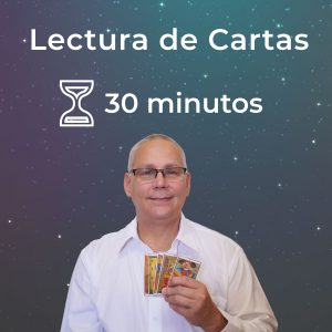 Lectura de Cartas – 30 Minutos